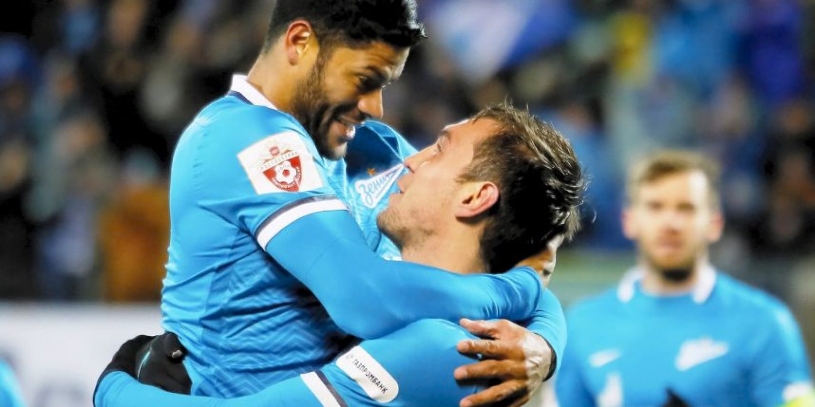 8. Zenit Foto: Getty Images