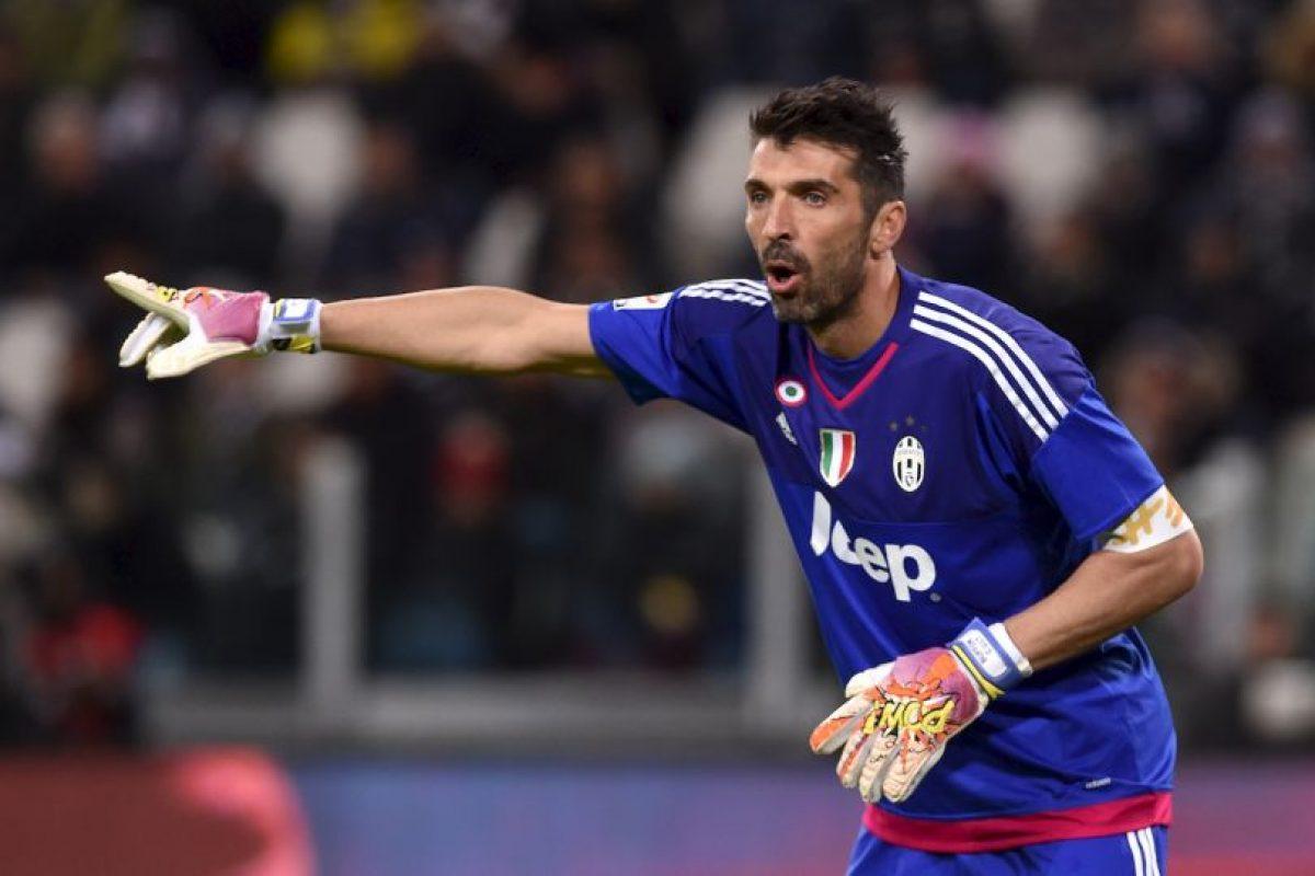 Gianluigi Buffon (Italia, Juventus, 37 años) Foto:Getty Images