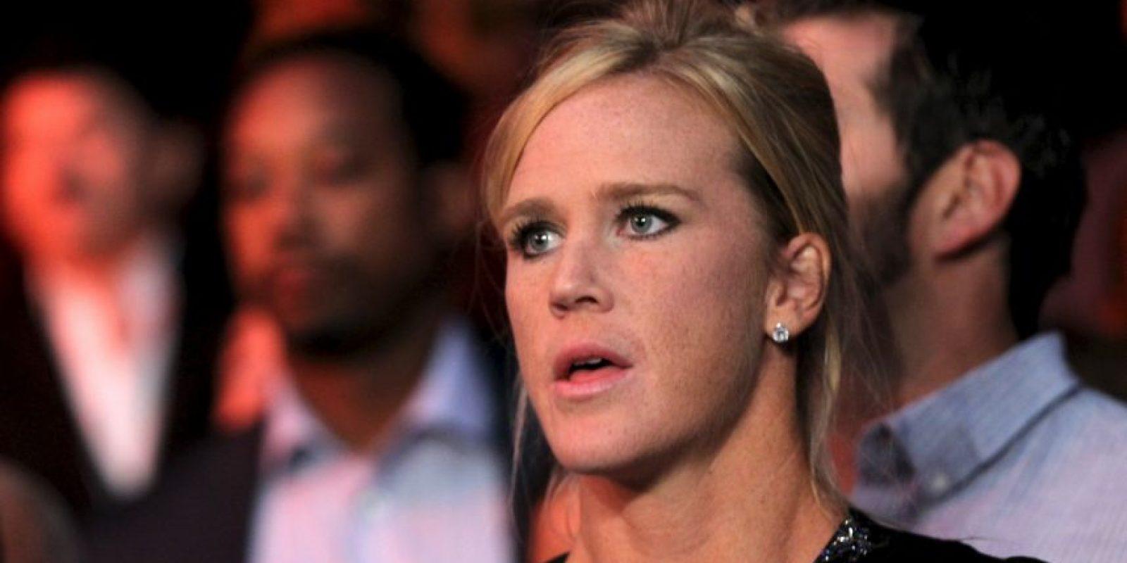 """Asistió a la pelea entre """"Canelo"""" y Cotto Foto:Getty Images"""