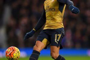 Alexis Sánchez (Chile, Arsenal, 26 años) Foto:Getty Images