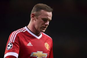 Wayne Rooney (Inglaterra, Manchester United, 30 años) Foto:Getty Images