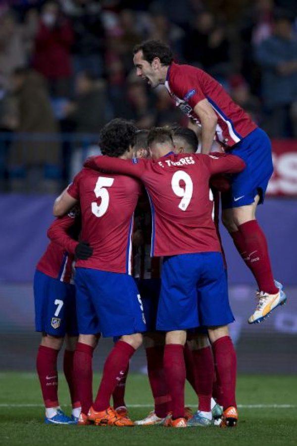 Venció 2-0 a Galatasaray y aseguró su pase a octavos Foto:Getty Images
