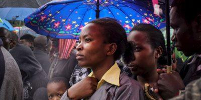 6. De acuerdo con la UNICEF, 2.4 millones de niños se han visto afectados por el conflicto. Foto:Getty Images