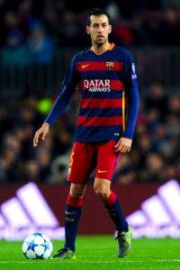 Sergio Busquets (España, Barcelona, 27 años) Foto:Getty Images