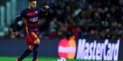 Jordi Alba (España, Barcelona, 26 años) Foto:Getty Images