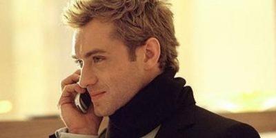 """""""Alfie"""" fue la película en la que Jude Law mostró por qué fue un símbolo sexual de la década pasada. Foto:vía Getty Images"""