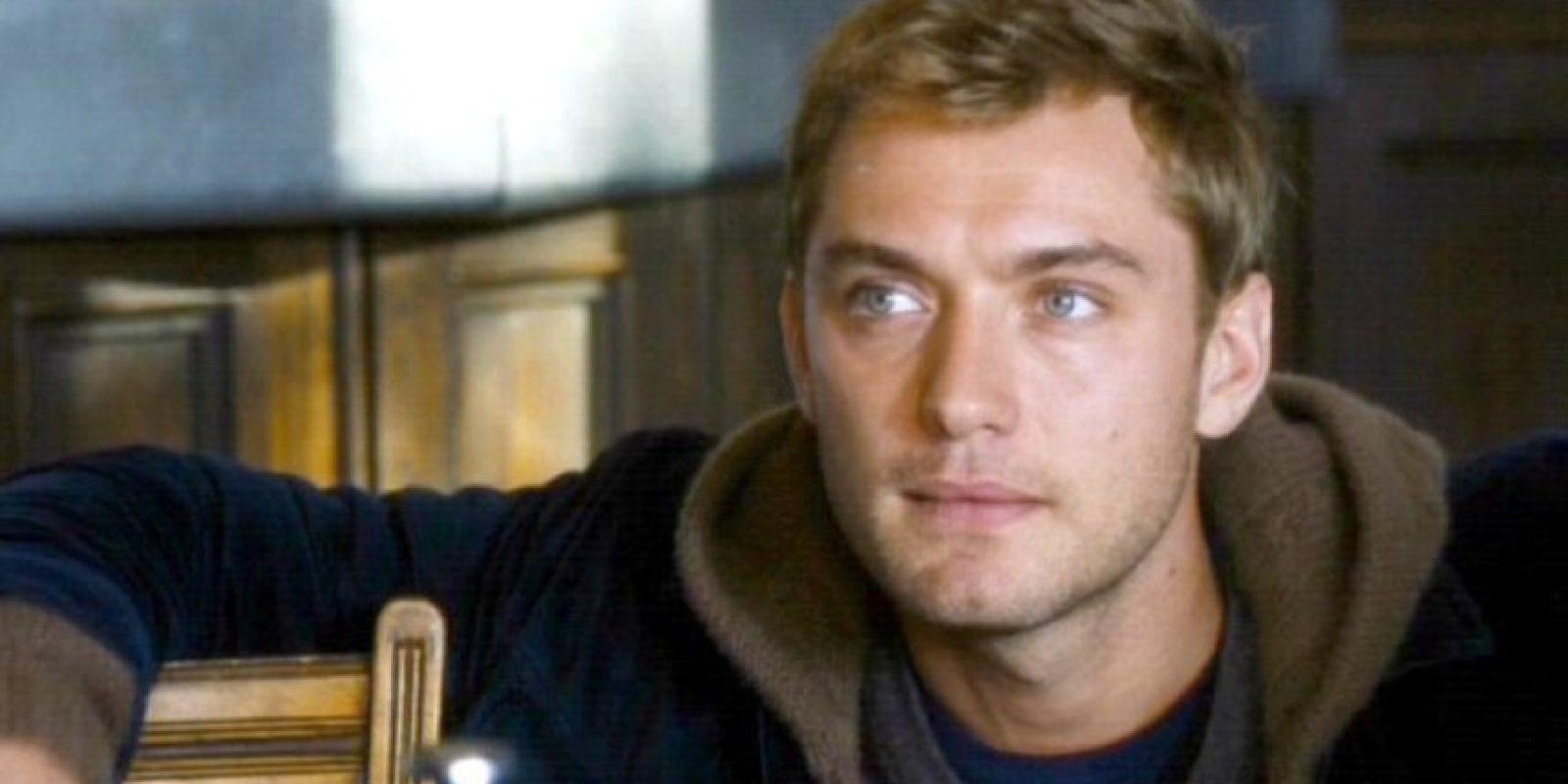 En esos tiempos era novio de Sienna Miller. Foto:vía Getty Images