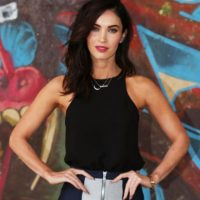 Megan Fox confesó en entrevista con GQ que una vez se enamoró de una mujer que trabajaba en una tienda. Foto:vía Getty Images