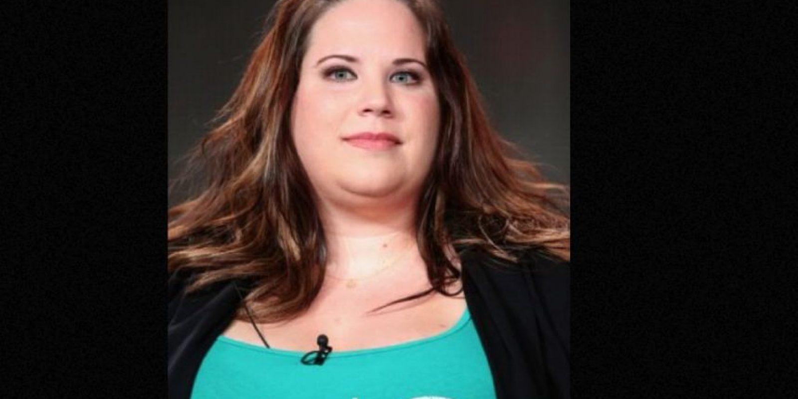 Su problema se debe –en parte– a que fue diagnosticada en la universidad con el Síndrome del Ovario Poliquístico, el cual le hace aumentar de peso y dificulta su disminución. Foto:vía Getty Images