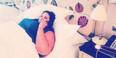 Actualmente, Whitney pesa 172 kilogramos. Foto:vía Facebook/Whitney Thore