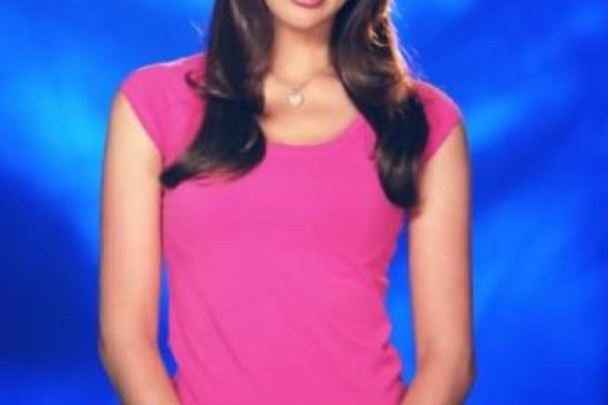 """Jacqueline Bracamontes era la noble, buena y santurrona """"Maribel de la Fuente"""". Foto:vía Televisa"""
