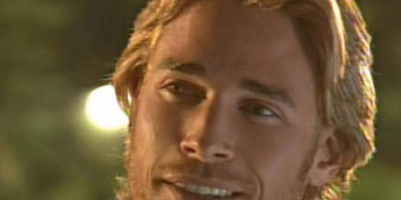 Fue interpretado por Sebastián Rulli, uno de los actores más importantes de la televisión mexicana. Foto:vía Televisa