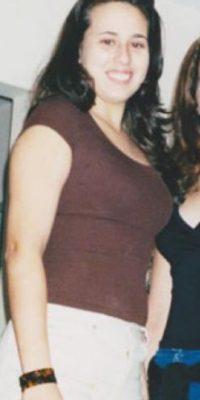 Angelique Millis también se odiaba por gorda. Foto:vía Facebook/Angelique Millis