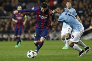 El jugador argentino podría tener sus días contados en el Camp Nou si acepta esta oferta. Foto:AFP