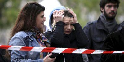 Más de 300 resultaron heridas. Foto:AFP