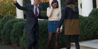 Que estaban en el interior celebrando. Foto:AFP