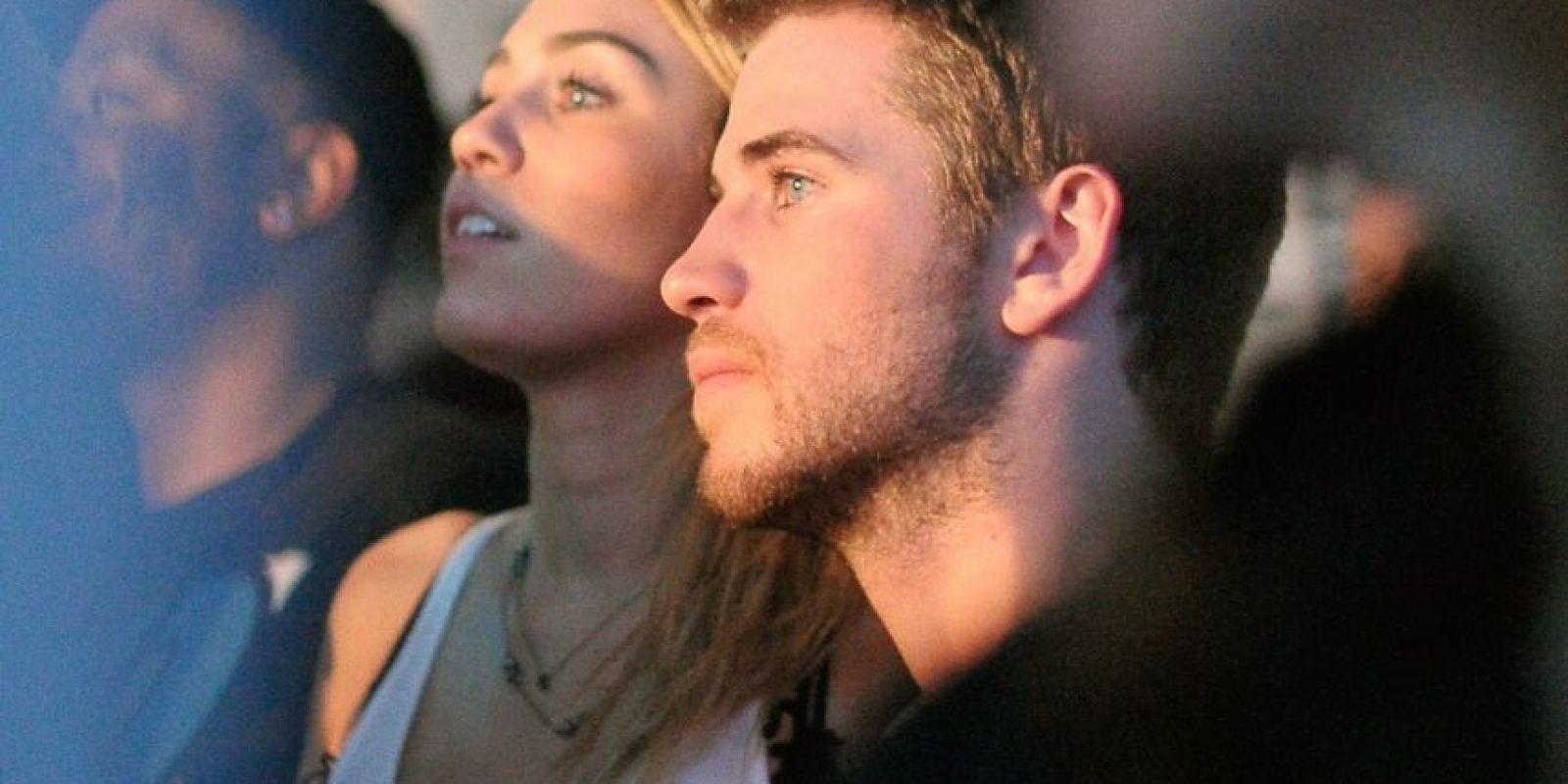 En septiembre, luego de ser captados por los paparazzi en el estadio Staples Center, la pareja confirmó su noviazgo Foto:Getty Images