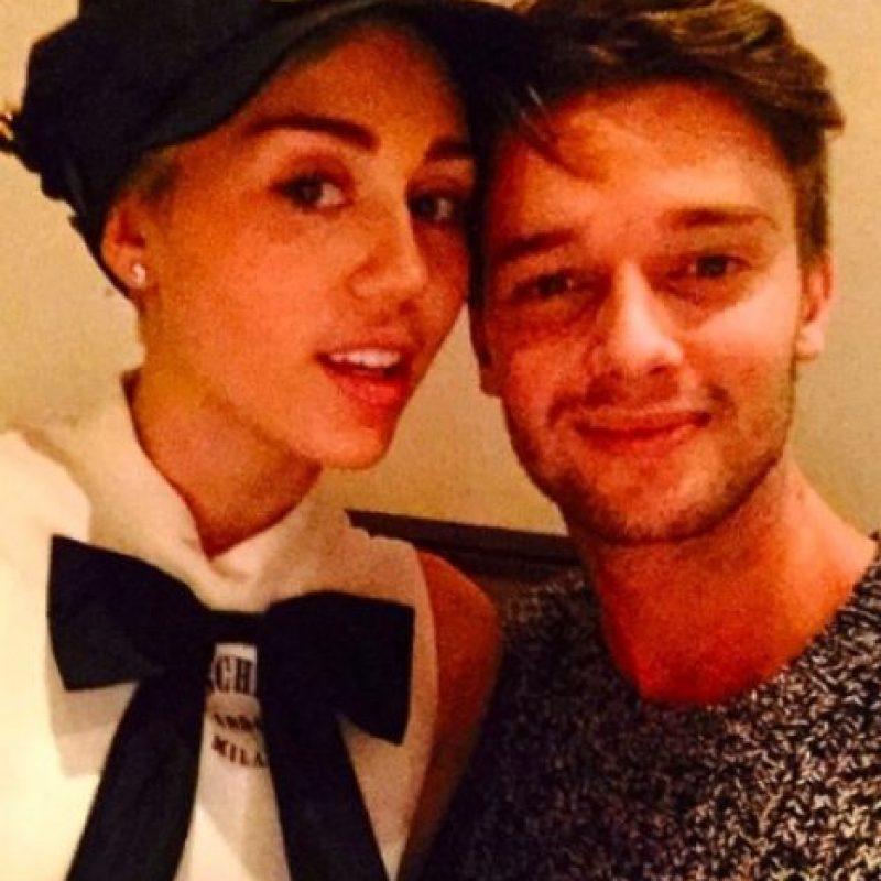 Pero no duró tanto como su historia con Liam. Foto:vía instagram.com/mileycyrus