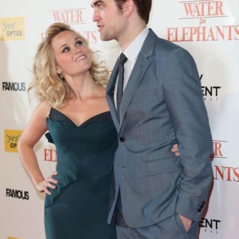 ¿Pattinson tiene problemas para ser discreto? Foto:Getty Images