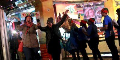 """Eso quedó demostró el """"Día del Soltero"""" en China el pasado 11 de noviembre Foto:Getty Images"""
