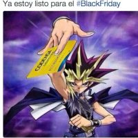 Algunos de los memes que el Black Friday ha generado. Foto:Twitter.com
