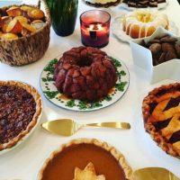 Además, Kourtney agradeció a Khloé por la cena. Foto:Instagram/kourtneykardash