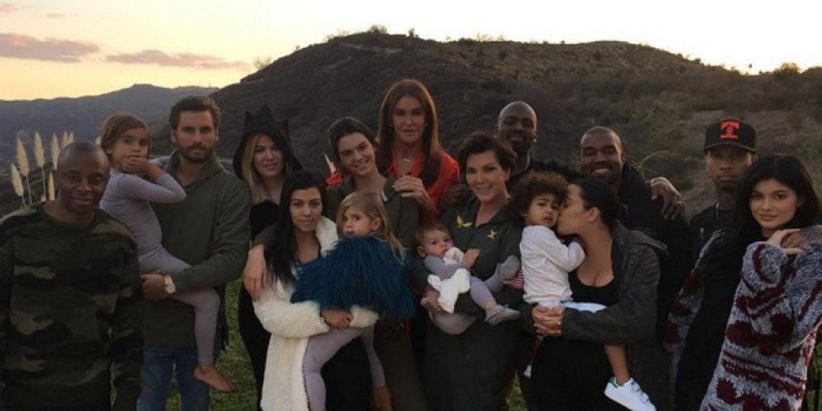 Las Kardashian más unidas que nunca... Así celebraron el Día de Acción de Gracias