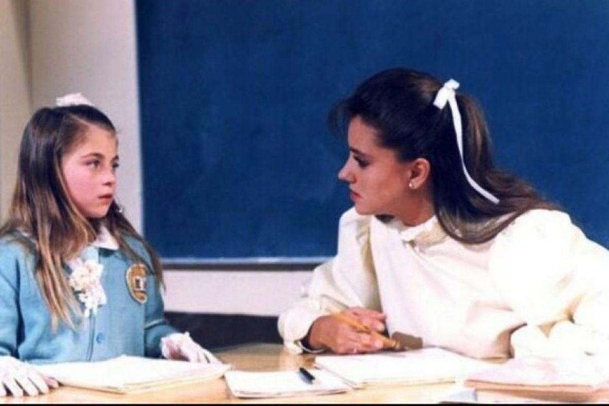 """Ludwika Paleta le dio vida a la pequeña """"María Joaquina Villaseñor"""". Foto:vía instagram.com/ludwika_paleta"""