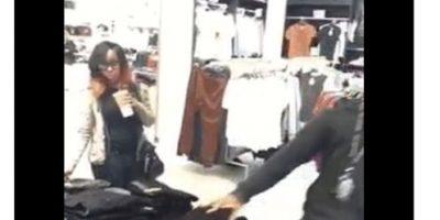 Black Friday: Video de mujer quitándole producto a una niña se vuelve viral