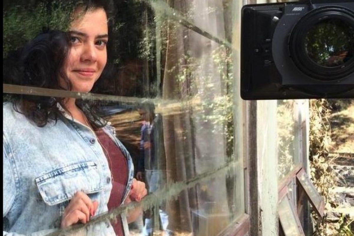 """Probó suerte en el cine con """"El Evangelio de las Maravillas"""" y después se unió a la compañía de teatro mexicano """"Sombrero Azul"""". Foto:vía facebook.com/gurrola.edwarda"""