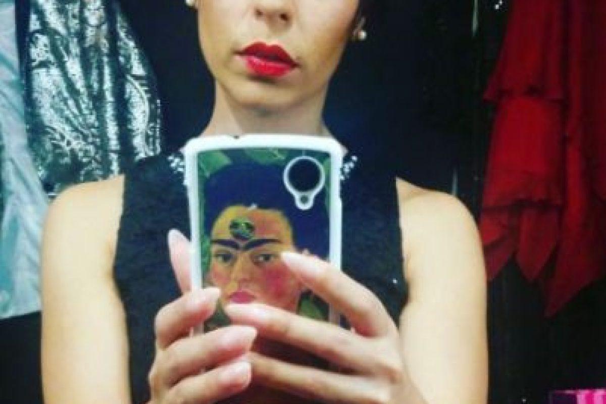Klitbo sigue trabajando como actriz de telenovelas mexicanas. Foto:vía instagram.com/cklitbo
