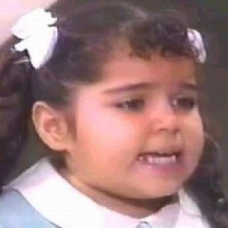 """La siempre enamorada """"Laura Quiñones"""" fue interpretada por Hilda Chávez. Foto:vía Televisa"""