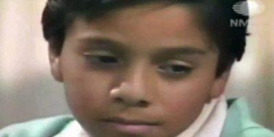 """Gabriel Castañón interpretó a """"Mario Ayala"""" Foto:vía Televisa"""