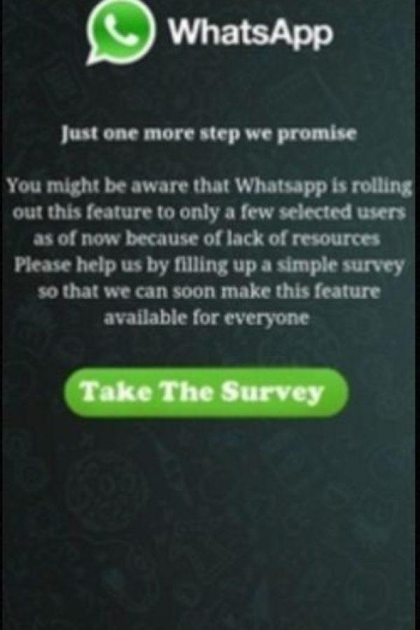 3- WhatsApp Calling. Foto:vía Tumblr.com