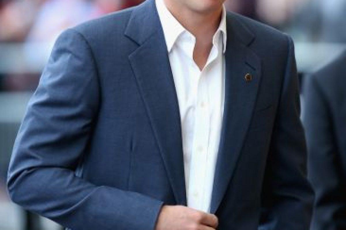 El príncipe Harry quedó impresionado con el escote de Lady Gaga Foto:Getty Images