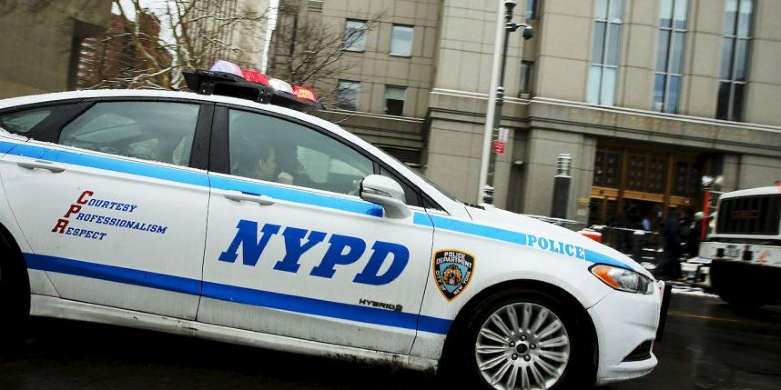 Las autoridades aún no han dado con el paradero del asaltante. Foto:Getty Images