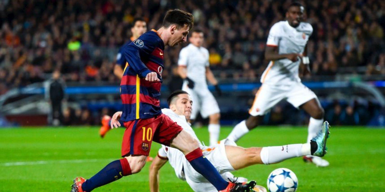 Barcelona recuperó la semana pasada a Messi. Foto:Getty Images
