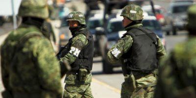 """Uno de los sitios en el mundo en el que se vivieron ejemplos en años recientes de esta forma de muerte fue México, en donde estados azotados por la violencia del narcotráfico padecieron las decapitaciones de cientos de personas en llamados """"ajustes de cuentas"""". Foto:Getty Images"""