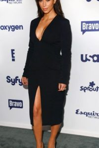Cuando quiere, puede tener su estilo, mostrar lo que desea… Foto:vía Getty Images