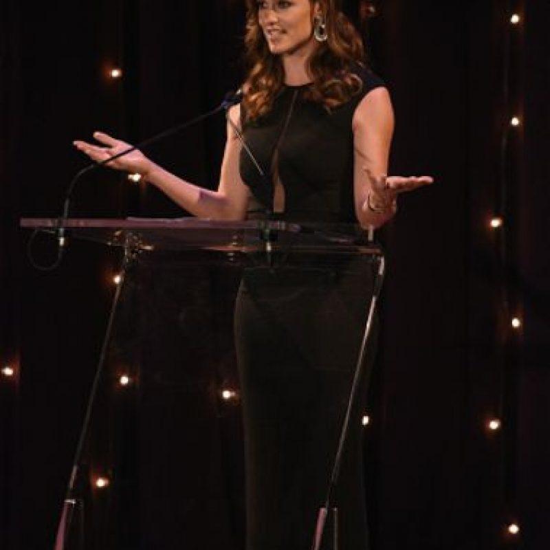 Jennifer Garner se vio así en su última aparición pública. Foto:vía Getty Images
