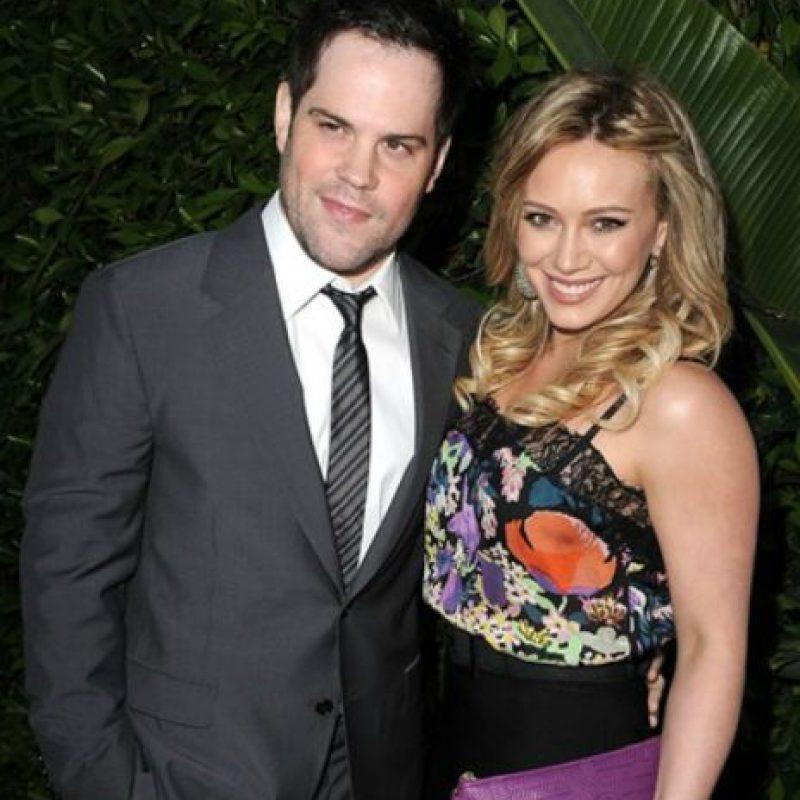 Hilary Duff fue la devota esposa por cuatro años de Mike Comrie. Foto:vía Getty Images