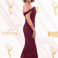 Así se le vio en los Emmy. Foto:vía Getty Images