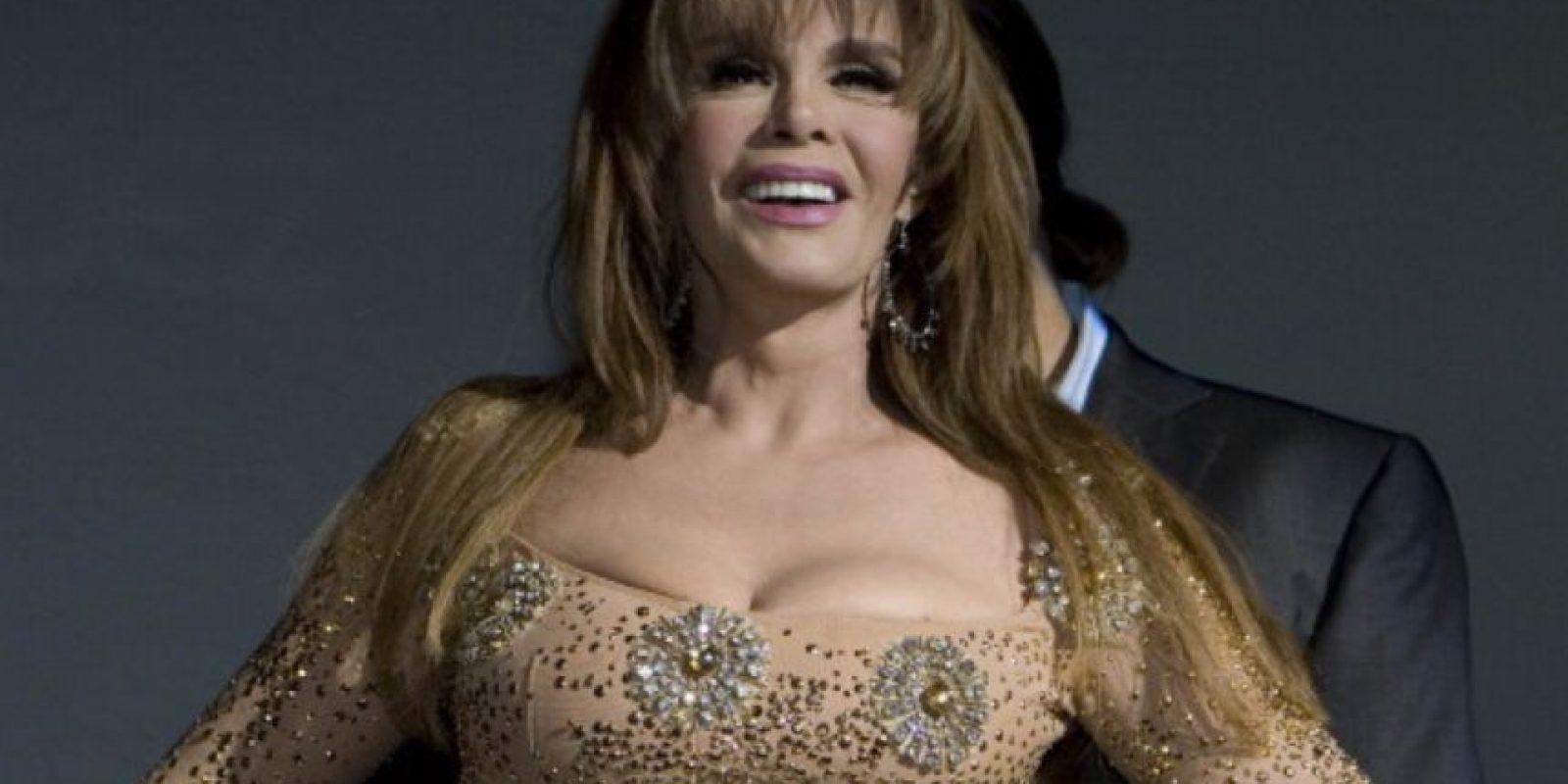 """Luego estuvo en """"Mi Pecado"""". Foto:vía Getty Images"""