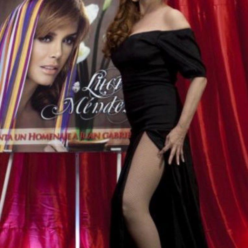 """En 2011 también inauguró la temporada """"Noches de Cabaret"""". Este año lanzó nuevo disco. Foto:vía Getty Images"""
