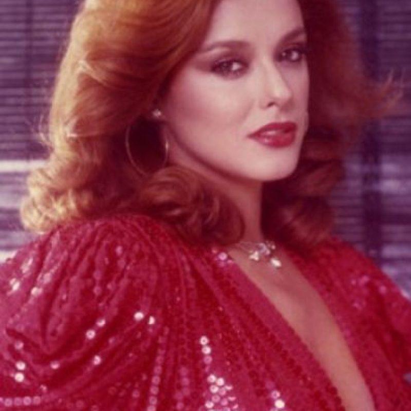 Esta producción fue catalogada como una de las mejores telenovelas de la Historia. Foto:vía Getty Images