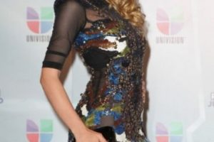 5. Belinda desmiente romance con empresario Miguel Nassar. Foto:Getty Images