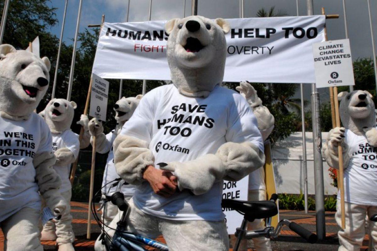 """""""Sería miope que los líderes mundiales sacaran el pie del acelerador en la lucha contra el cambio climático"""", Andrew Deutz Foto:Flickr.com"""