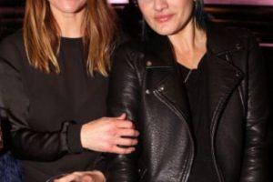 A la actriz la echaron de un avión en 2011 por besar a su novia. Foto:vía Getty Images