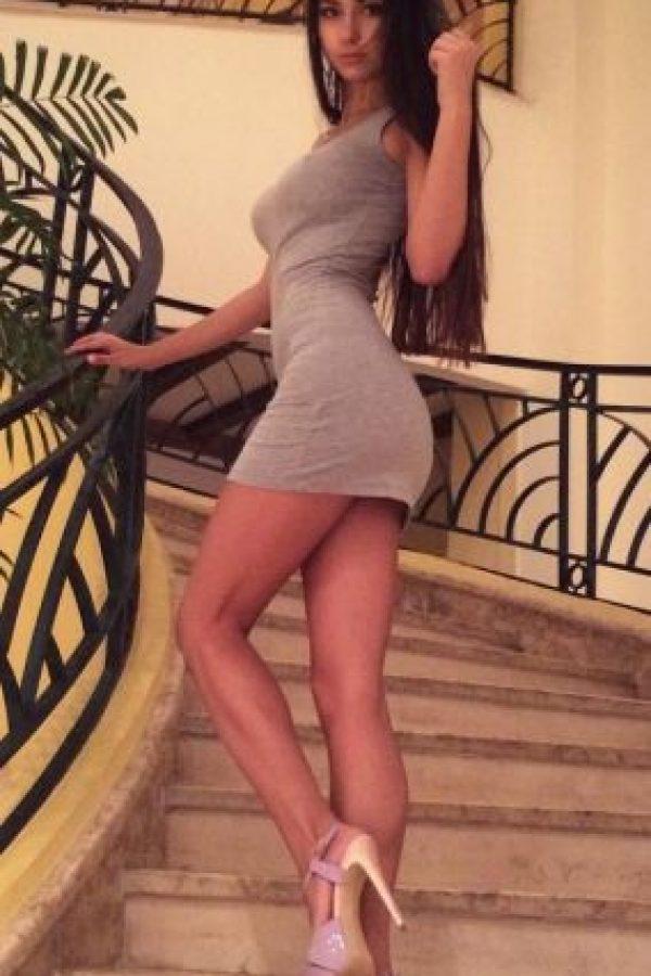 Sigue al Zenit debido a que ella es oriunda de San Petersburgo Foto:Vía instagram.com/helga_model