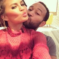 John Legend y Chrissy Teigen Foto: vía instagram.com/johnlegend